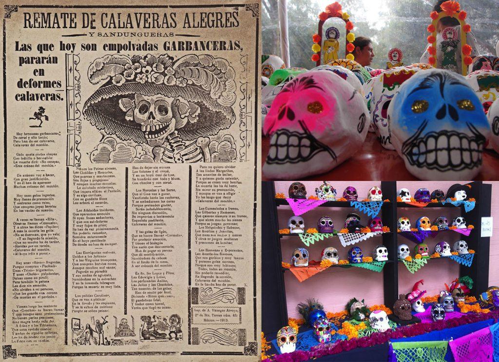 las calaveras mexicanas